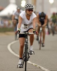Jennifer Lopez Triathlete