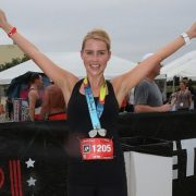 Celebs.You.Didn't.Know.Are.Triathletes. Claire.Holt