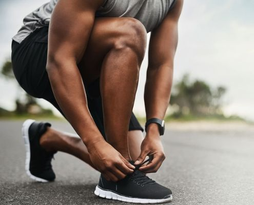 Is it time for new running shoes?