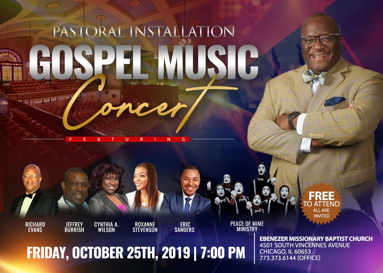 Installation Gospel Music Concert - Final