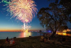2016 Festival of the Fish Fireworks