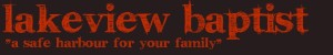 Lakeview Baptist Logo