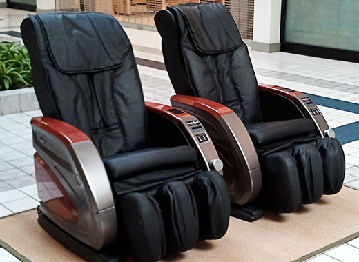 SanKo Amusments Massage Chairs
