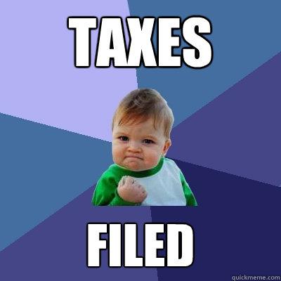 did taxes