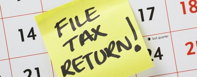 efile taxes late