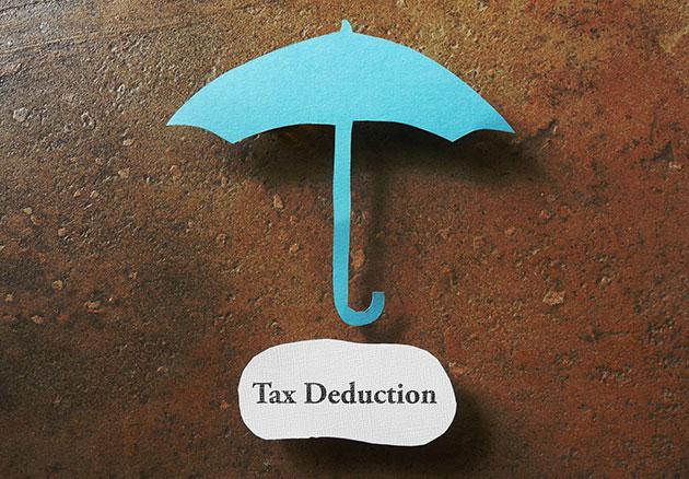 tax deduction idea