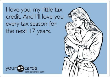 baby tax deduction