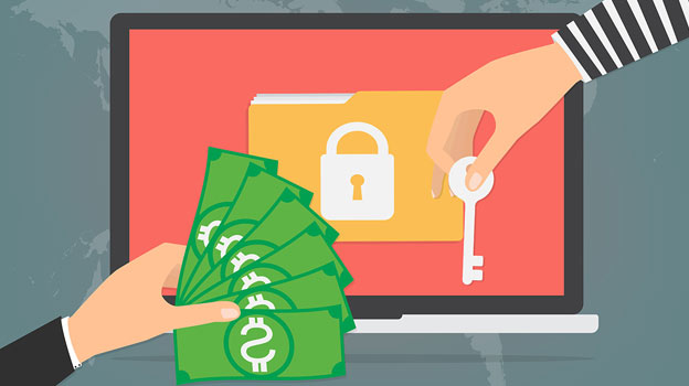 tax scam ransomware