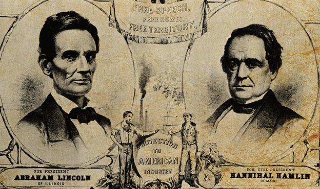 lincoln campaign 1860
