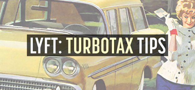 lyft turbotax