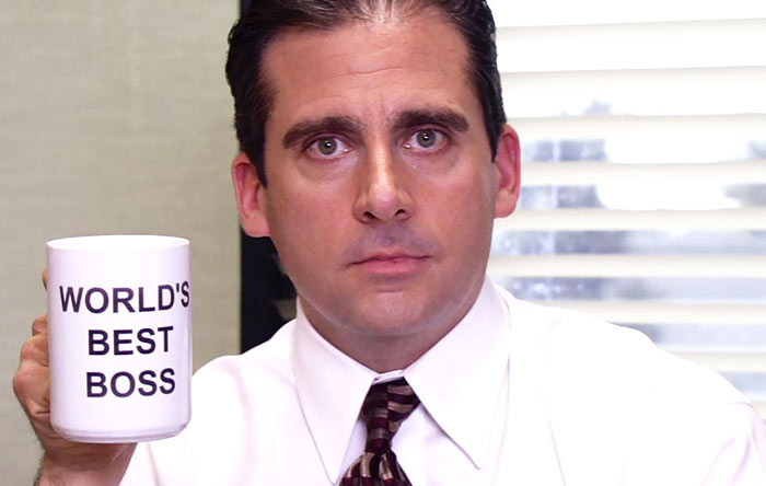 self employed boss