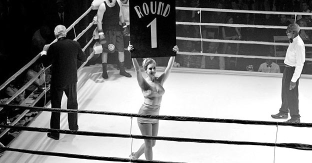 first round boxing versus match