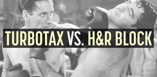 turbotax vs hr block