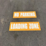 No Park Load Zone