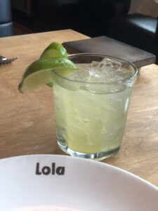 Cocktails at Lola