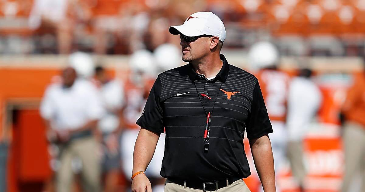 Tom Herman weighs in on controversy