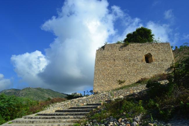 Fort Décidé, Marchand Dessalines