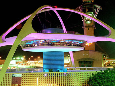 Airport-LAX-Theme-Building