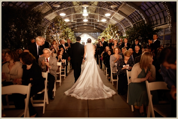 Garfield Park Conservatory Wedding.Danielle Jeremy Garfield Park Conservatory Lk Events Llc