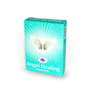 Angel Healing Incense Cones by Green Tree