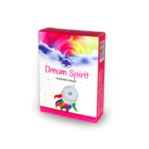 Dream Spirit Incense Cones - Green Tree