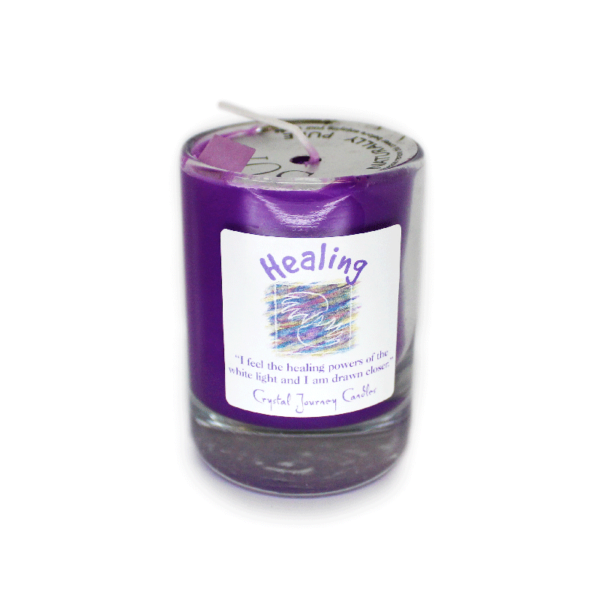 Healing Soy Candle