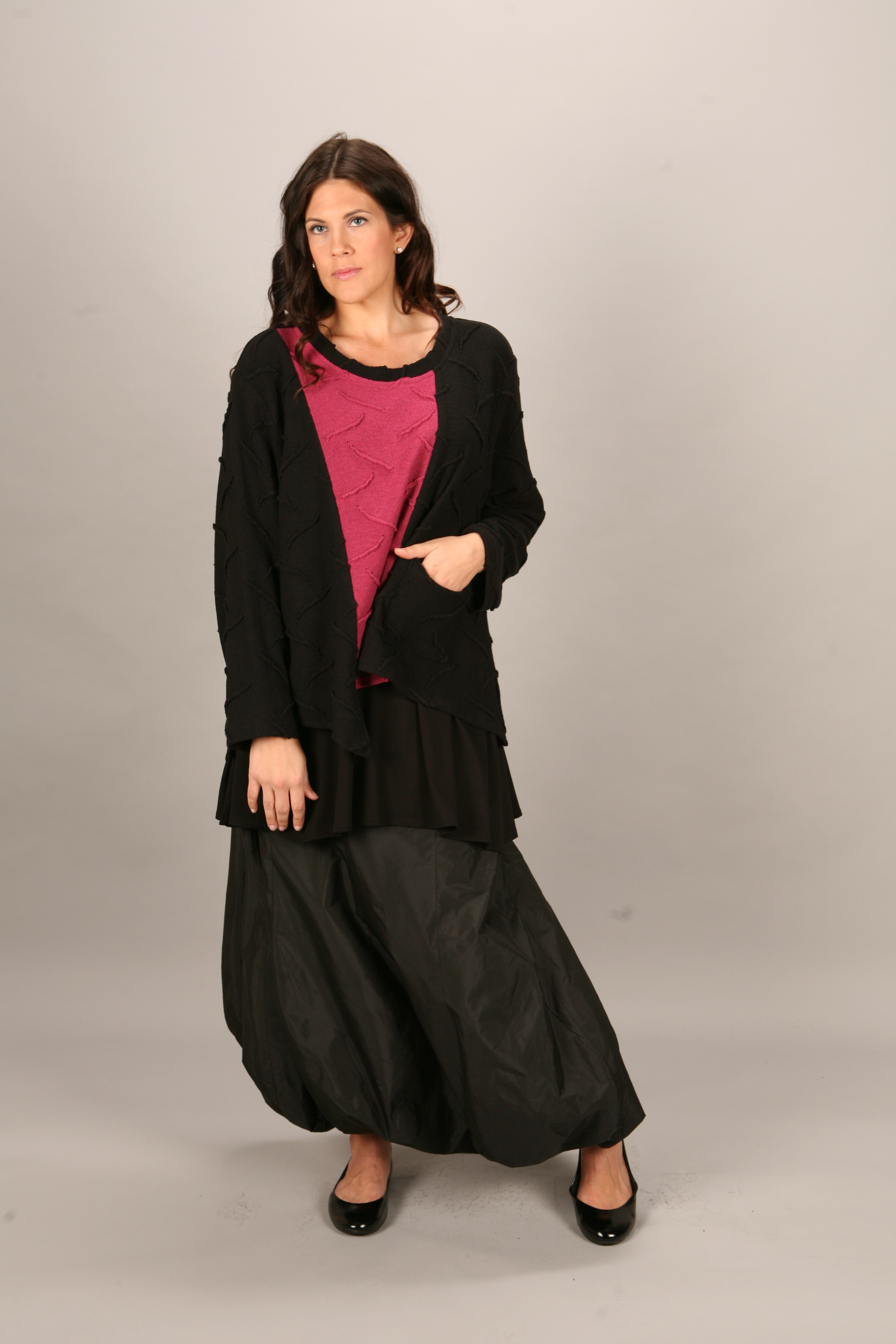 Transparente Designs European Plus Size Fashion