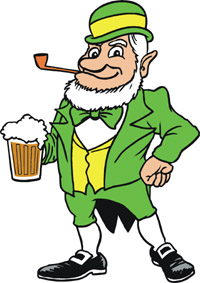WHY WE DRINK ON ST PADDYS DAY