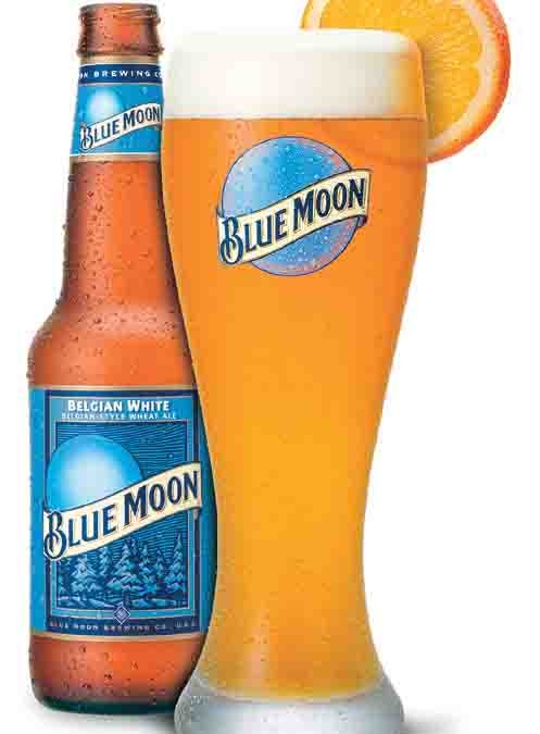 HOW BLUE MOON BEER GOT IT'S NAME