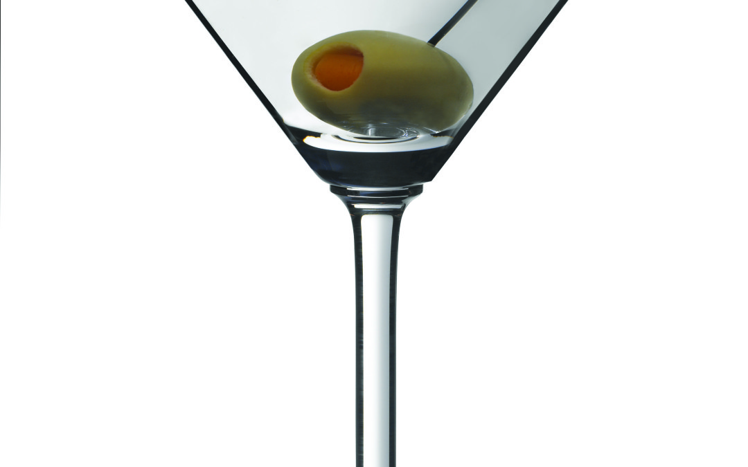 1882: The Martini is born.