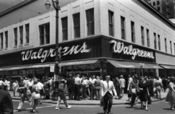 WALGREENS, WHISKEY & Prohibition