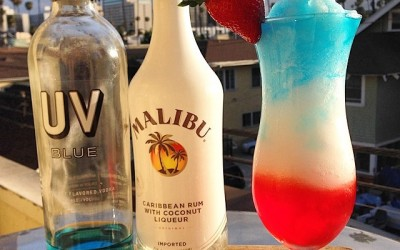 MERICA SLUSHIE COCKTAIL