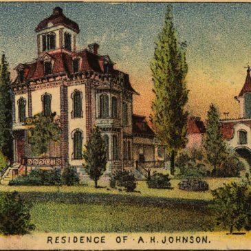 A.H. Johnson House