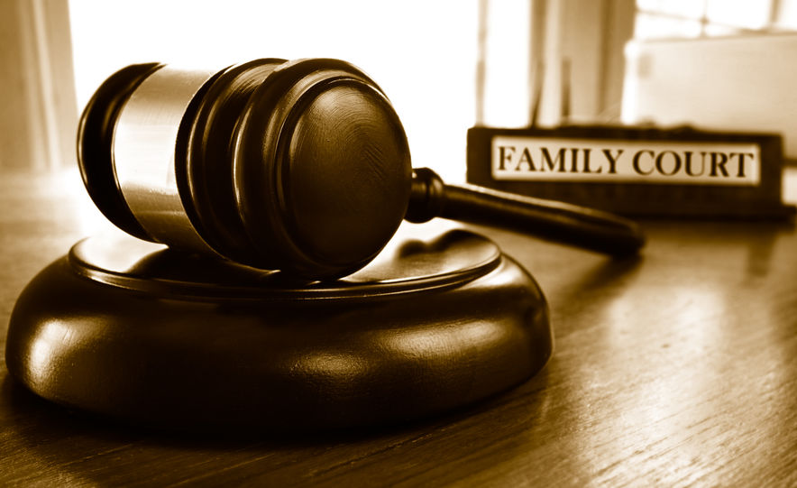 Child custody issues decided in Family Court