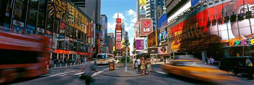 New York visit