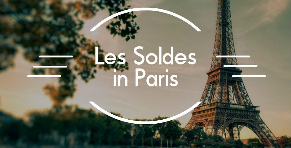 Les Soldes in Paris