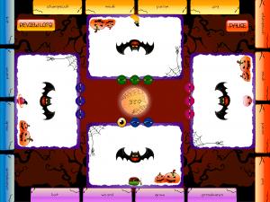 Halloween App for iPads