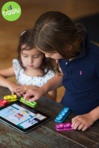 Tiggly Counts an iPad Math Toy!