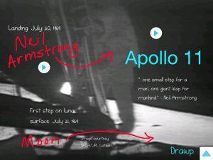 Drawp Apollo 11 Project