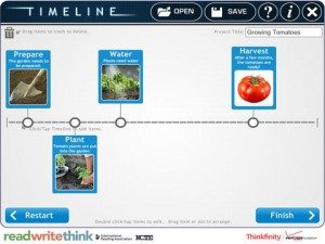 Easy Timeline Creator App for Tablets & Computers
