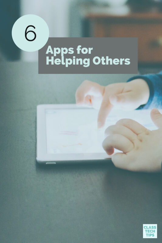 6 Apps for Helping Others 3