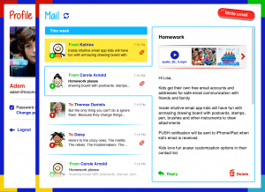 Communication Tool for Kids