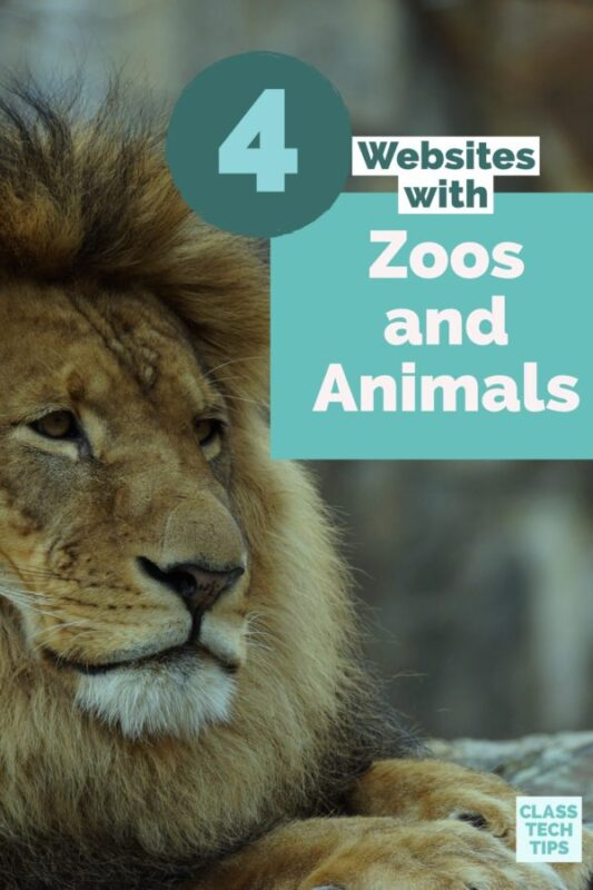 4 Website Resources: Zoos and Animal Spaces