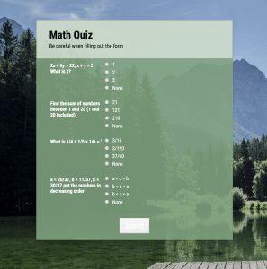 JotForm: Online Form Builder for Quizzes, Surveys & More