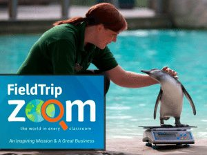 Virtual Field Trips: Search & Schedule with FieldTripZoom