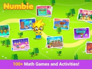 Master Basic Math Skills with Numbie