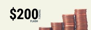 PledgeCents $200 Flash Funding Opportunity for Teachers