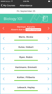 Kinvolved: Messaging and Attendance Reporting App for Schools and Families