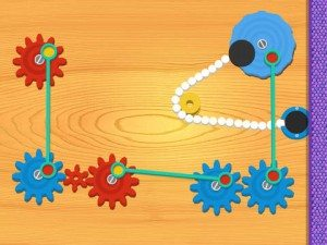 Crazy Gears Play and Learn on iPads 1