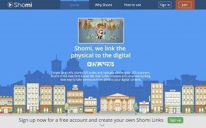 Shomi Links Scannable Technology for Teachers